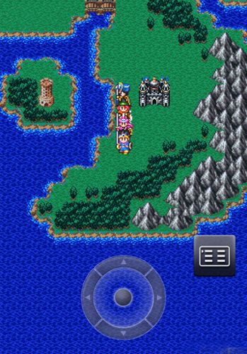 Dragon quest 3: The seeds of salvation