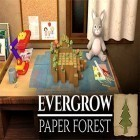 Con la juego Yamm para iPod, descarga gratis Evergrow: Paper forest.