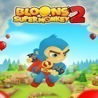 Con la juego Fishing fun para iPod, descarga gratis Bloons supermonkey 2.