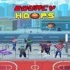 Con la juego Zombie highway para iPod, descarga gratis Bouncy hoops.