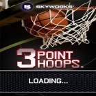 Con la juego McLeft LeRight para iPod, descarga gratis 3 Point Hoops Basketball.