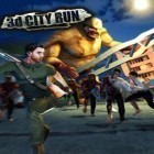 Con la juego 3DTD: Chicka invasion para iPod, descarga gratis 3D City Run 2.