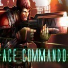 Con la juego Street zombie fighter para iPod, descarga gratis Ace commando.