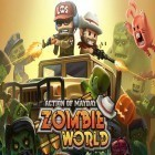 Con la juego Fhacktions: Real world PvP para iPod, descarga gratis Action of mayday: Zombie world.