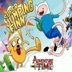 Con la juego Garage inc para iPod, descarga gratis Adventure Time: Super Jumping Finn.