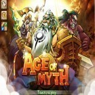 Con la juego Zombies: Line of defense para iPod, descarga gratis Age of Myth.
