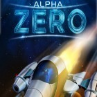 Con la juego Space expedition para iPod, descarga gratis Alpha Zero.