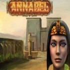 Con la juego Tank hero para iPod, descarga gratis Annabel: adventures of the Egyptian princess.