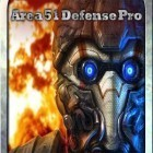 Con la juego Crush the castle para iPod, descarga gratis Area 51 Defense Pro.
