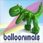 Con la juego Smoky burger maker chef para iPod, descarga gratis Balloonimals.