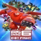 Con la juego Active soccer 2 para iPod, descarga gratis Big hero 6: Bot fight.