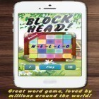 Con la juego Ambulance: Traffic rush para iPod, descarga gratis Blockhead Online.