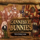 Con la juego Flick Fishing para iPod, descarga gratis Cannibal Bunnies.