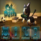 Con la juego Zombie hunter: Bring death to the dead para iPod, descarga gratis Cat Dash.