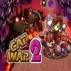 Con la juego The arrow game para iPod, descarga gratis Cat war 2.