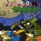 Con la juego Kairobotica para iPod, descarga gratis Chicks vs. Zombies.