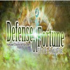 Con la juego Battleship lonewolf: TD space para iPod, descarga gratis Defense of Fortune: The Savior.