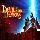 Con la juego Wars and battles para iPod, descarga gratis Devils & demons.
