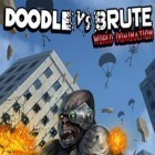 Con la juego Frontline Commando para iPod, descarga gratis Doodle vs Brute: World Domination.