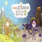 Con la juego Zombie Kill Zone 2 para iPod, descarga gratis Draw a stickman: Epic 2.
