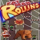 Con la juego Street zombie fighter para iPod, descarga gratis Fat man rolling.