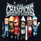 Con la juego Frontline Commando para iPod, descarga gratis Flick Champions Winter Sports.