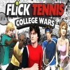Con la juego Peak climb para iPod, descarga gratis Flick Tennis: College Wars.