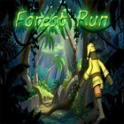 Con la juego Flick Fishing para iPod, descarga gratis Forest Run.