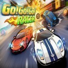 Con la juego Wars and battles para iPod, descarga gratis Go! Go! Go!: Racer.