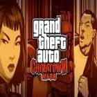 Con la juego Flick Fishing para iPod, descarga gratis Grand Theft Auto: CHINAtown Wars.