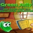 Con la juego Where's my water? para iPod, descarga gratis Green Jelly (Full).