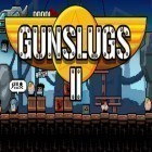 Con la juego Castle creeps TD para iPod, descarga gratis Gunslugs 2.
