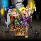 Con la juego Bruce Lee: Enter the game para iPod, descarga gratis Heroes of loot 2.