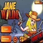 Con la juego Let's Golf! 2 para iPod, descarga gratis Jane Wilde.