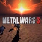 Con la juego Castle storm: Free to siege para iPod, descarga gratis Metal Wars 3.