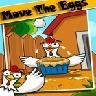 Con la juego Bloons TD 5 para iPod, descarga gratis Move The Eggs (Pro).