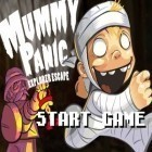 Con la juego Flick Fishing para iPod, descarga gratis Mummy Panic.