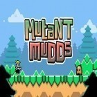 Con la juego Ghost Bastards para iPod, descarga gratis Mutant mudds.