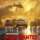 Descarga gratis el mejor juego para iPhone, iPad: Need for Speed:  Most Wanted.