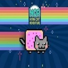 Con la juego Swing tale para iPod, descarga gratis Nyan Cat Adventure.