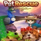 Con la juego Quest for revenge para iPod, descarga gratis Pet rescue: Saga.