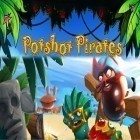 Con la juego Medal of gunner para iPod, descarga gratis Potshot Pirates.
