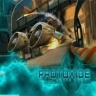 Con la juego Flappy candy para iPod, descarga gratis Protoxide: Death Race.