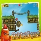 Con la juego Pokerist Pro para iPod, descarga gratis Red Devil Quest.