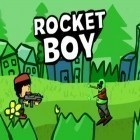 Con la juego Wild hogs para iPod, descarga gratis Rocket boy.