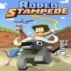 Con la juego Monstruos de papel  para iPod, descarga gratis Rodeo: Escape .