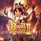Con la juego Ted the jumper para iPod, descarga gratis Royal revolt 2.