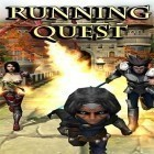 Con la juego Ted the jumper para iPod, descarga gratis Running quest.