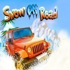 Con la juego Where's My Head? para iPod, descarga gratis Snow off road.
