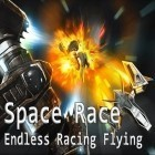 Con la juego Chris Brackett's kamikaze karp para iPod, descarga gratis Space race: Endless racing flying.